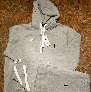 Polo Ralph Lauren Mens Sweatsuit